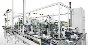 automatic production line